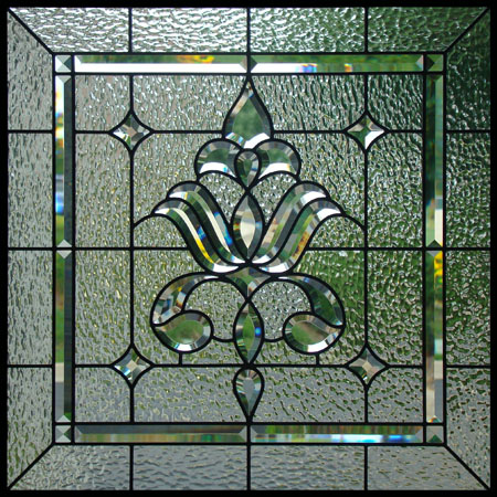 Beveled Stained Glass Scottish Stained Glass
